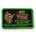 7000 Finds Geo-Achievement Patch (5)
